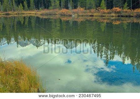 From The Roadside, Spray Valley Provincial Park, Alberta, Canada