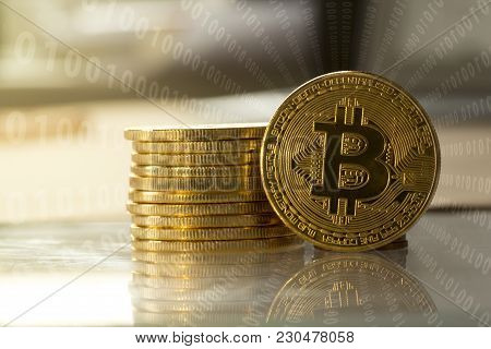 Bitcoin With Binary Codes