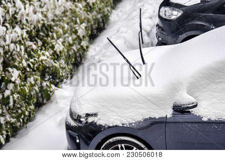 Windscreen Wiper Snow Prevent Scraping Windshield Wipers .