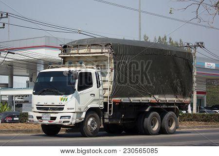 Private Mitsubishi Fuso Cargo Truck