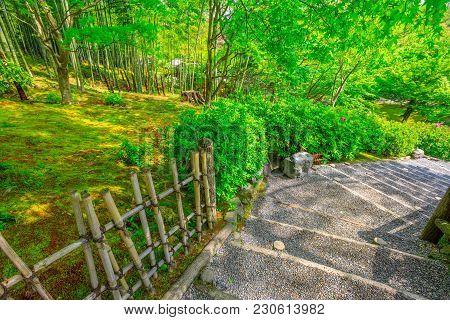 Tenryu-ji Japanese Garden