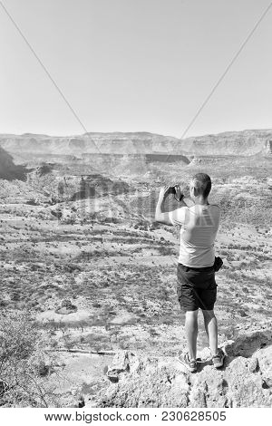 In The  National Park The Mountain  For Photographer