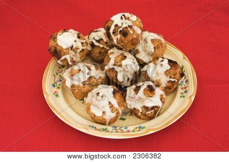 Cinnamon Streusel Cupcakes