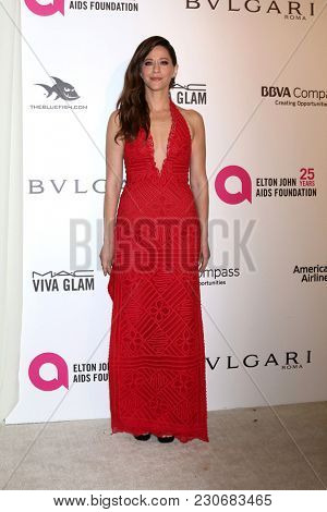 LOS ANGELES - MAR 4:  Jackie Tohn at the 2018 Elton John AIDS Foundation Oscar Viewing Party at the West Hollywood Park on March 4, 2018 in West Hollywood, CA