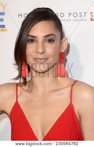 LOS ANGELES - FEB 4:  Camila Banus at the 3rd Annual Roger Neal Style Hollywood Oscar Viewing Dinner at the Hollywood Museum on February 4, 2018 in Los Angeles, CA