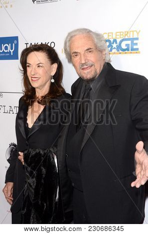 LOS ANGELES - FEB 4:  Hal Linden at the 3rd Annual Roger Neal Style Hollywood Oscar Viewing Dinner at the Hollywood Museum on February 4, 2018 in Los Angeles, CA