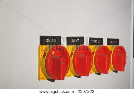 Industrial Power Safety Switches