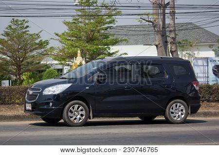 Private Mpv Car, Chevrolet Spin