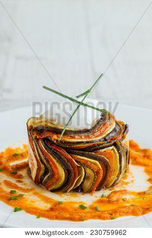Confit Byaldi Dish