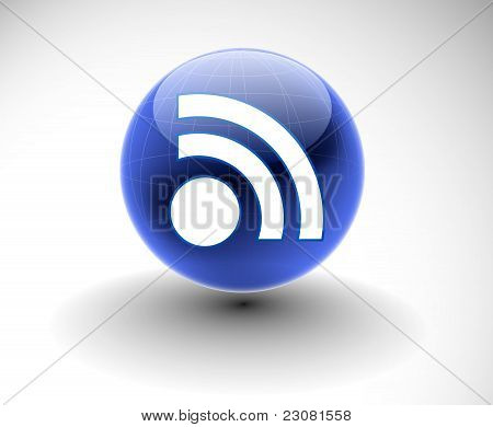 RSS Icon Design