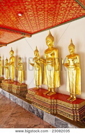 Row buddha