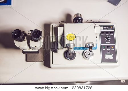 Precision Micrometer Grinder Polishing Machine Precision Micrometer Grinder Polishing Machine That C