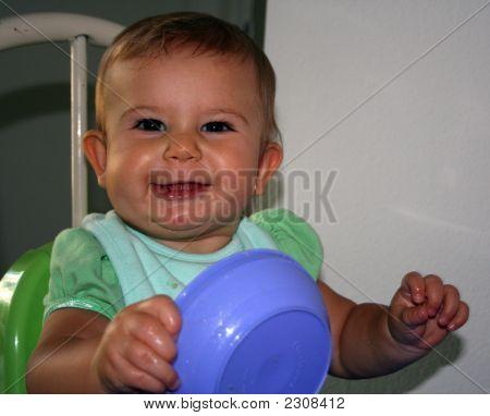 Happy Baby Snack