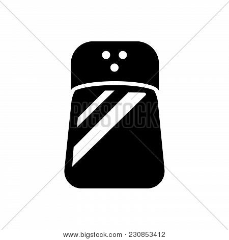 Salt Vector Icon On White Background. Salt Modern Icon For Graphic And Web Design. Salt Icon Sign Fo