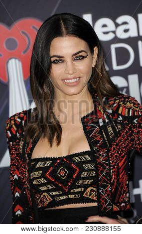 Jenna Dewan Tatum at the 2018 iHeartRadio Music Awards held at the Forum in Inglewood, USA on March 11, 2018.