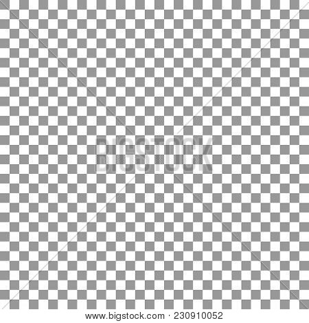 Transparent Background Seamless Pattern Checkered Layout Seamless Pattern Vector