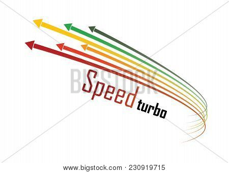 Set Of Isolated Speed Lines. The Effect Of Movement To Your Design. Black Lines On A Transparent Bac