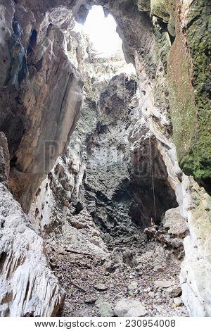 Killing Caves Of Phnom Sampeau At Battambang, Cambodia