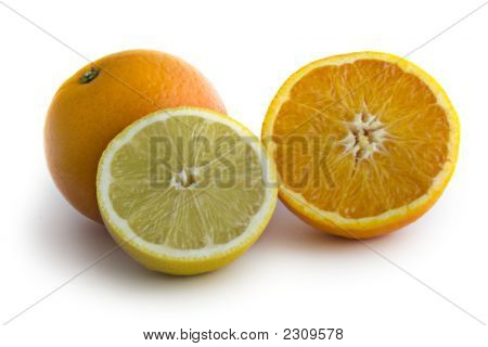 Oranges  & Lemon