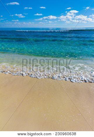Beach Tide Surf
