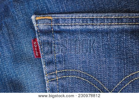 Europe, 9 March 2018 - In Us-europe Trade War, Europe Threatens To Ban Us Levis Jeans.