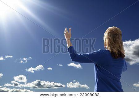 Outdoors Worship