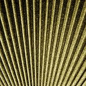 An illustration of a abstract gold texture. poster