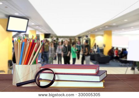 Concept Of Back To School And Education