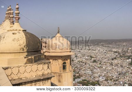 Jaipur, Called The