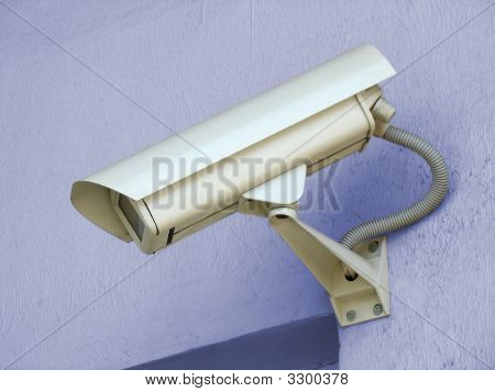 Security Cam (Including Clipping Path)