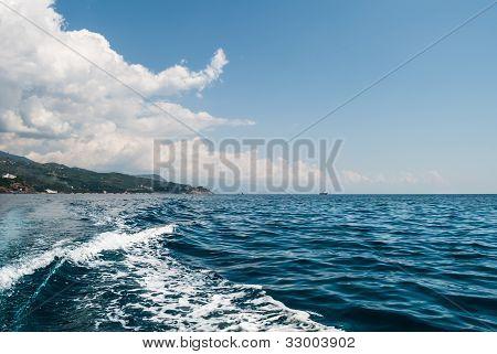 Calm On The Black Sea.