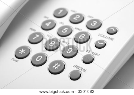 Phone Keyboard