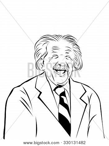 Albert Einstein-14 March 1879 -18 April 1955-he Is Best Known By The General Public For His Mass-ene