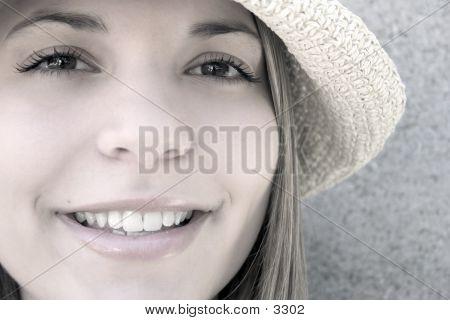 Beauty In A Hat 6