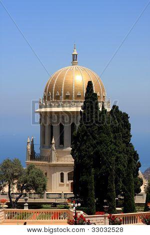 Shrine of the Bab, Israel