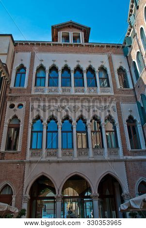 Conservatorio Di Musica Benedetto Marcello Di Venezia Is A Conservatory In Venice, Italy Named After