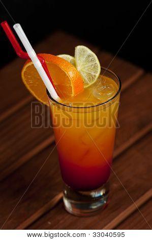 Coctail - Tequila sunrise