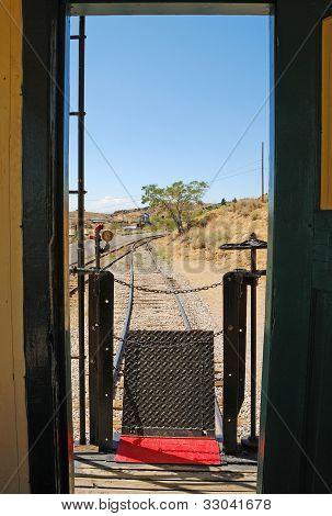 Railroad Caboose