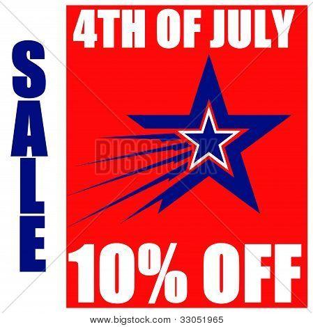 July day sale