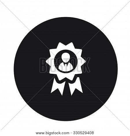 People, Achievement Award Reputation Icon Design For Web