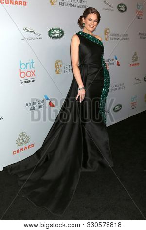 LOS ANGELES - OCT 25:  Hillary Roberts at the 2019 British Academy Britannia Awards at the Beverly Hilton Hotel on October 25, 2019 in Beverly Hills, CA