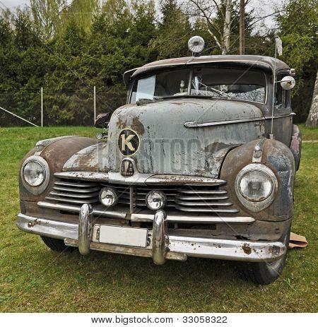 Car exhibition show