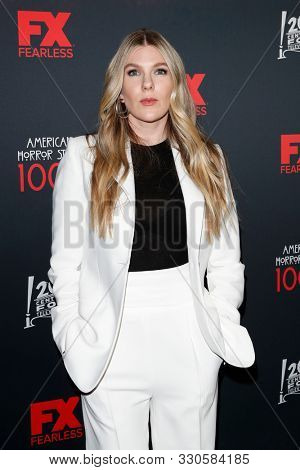 LOS ANGELES - OCT 26:  Lily Rabe at the