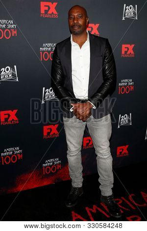LOS ANGELES - OCT 26:  Morris Chestnut at the
