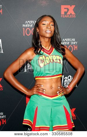 LOS ANGELES - OCT 26:  Angelica Ross at the