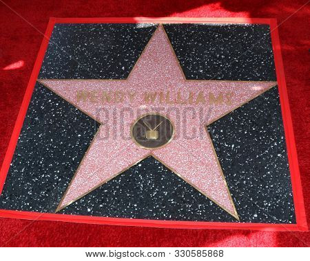 LOS ANGELES - OCT 17:  Wendy Williams WOF Star at the Wendy Williams Star Ceremony on the Hollywood Walk of Fame on October 17, 2019 in Los Angeles, CA