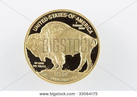 US Gold Coin $50