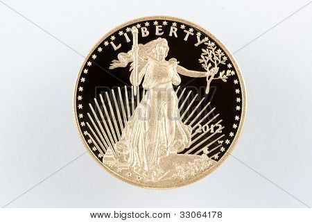 US Gold Coin American Eagle