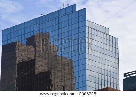 Corporate Structure With Reflection