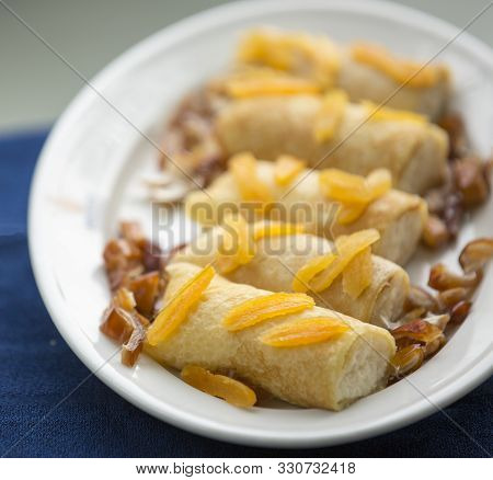 Ifter Traditional Sweet Food, Iftar Desserts Very Testy